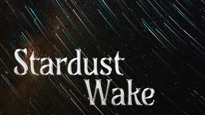 Stardust Wake mini cover