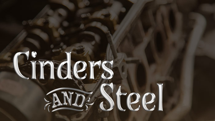 Cinders and Steel mini cover